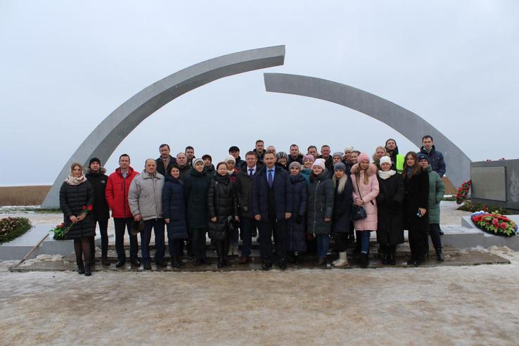 Ветеринары почтили память героев Ленинграда